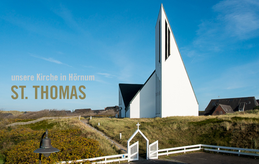 St. Thomas Kirche Hörnum / Sylt